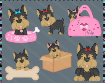Yorkies clipart poodle Clipart My Use art Download