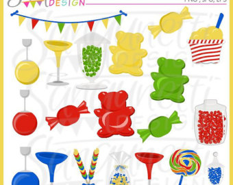 Yorkies clipart poodle Sweets candy bear Breed Pet