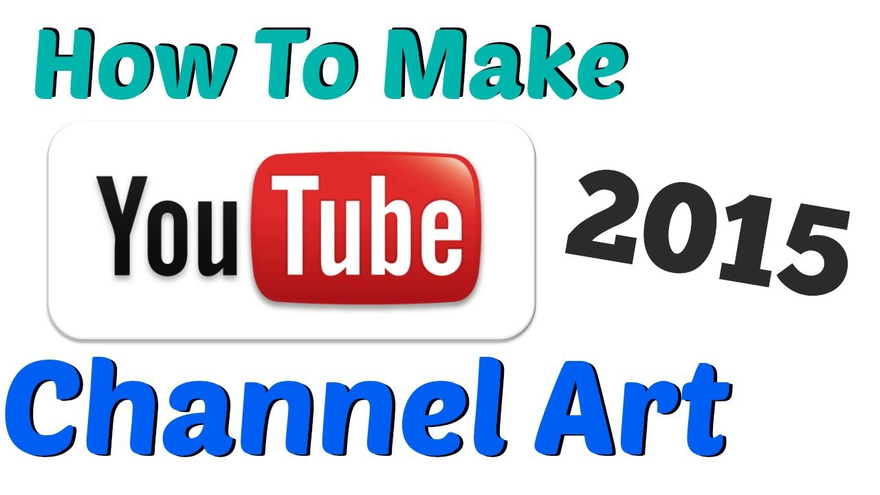Youtube clipart How 2015 Art YouTube To