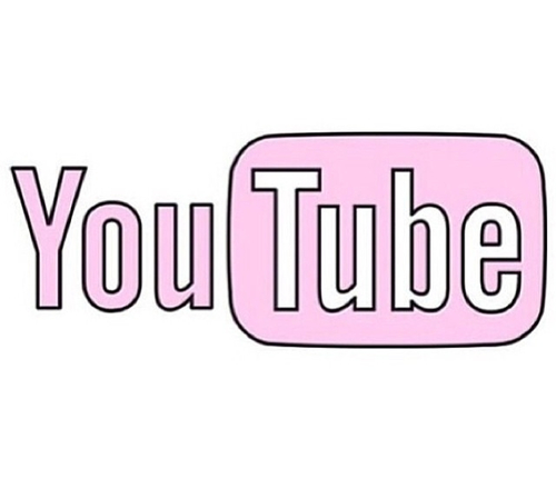 Youtube clipart tumblr transparent By  image TumblrCute on