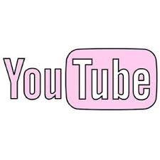 Youtube clipart tumblr transparent Tumblr for ♡ starbucks Pink