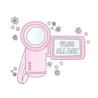 Youtube clipart tumblr transparent Search PINK transparents tumblr PINK
