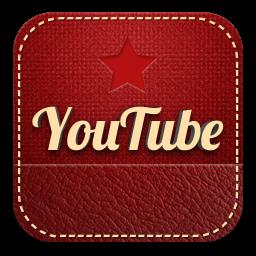 Youtube clipart youtube logo Icon YouTube IconBug PNG com