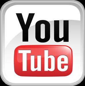 Youtube clipart youtube logo Vectors Logo Logo Free YouTube