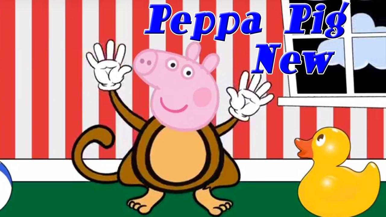 Yoyo clipart five Little Español Pig Jumping Five