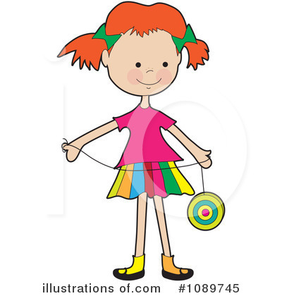 Yoyo clipart kid Clipart #1089745 Clipart Royalty Bell