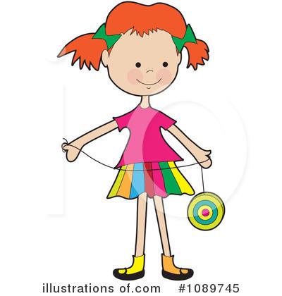 Yoyo clipart kid Clipart #1089745 Clipart Maria by