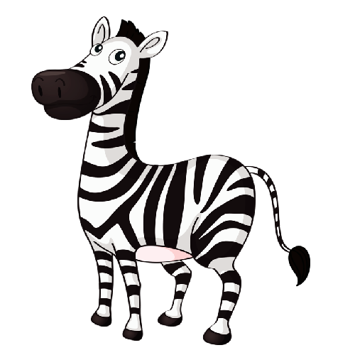 Zebra clipart Clip downloadclipart Cute zebra Cartoon