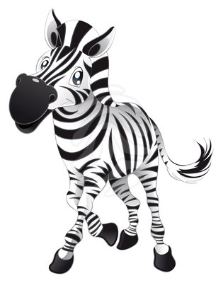 Zebra clipart adorable Related word(s) only Zebras Keywords