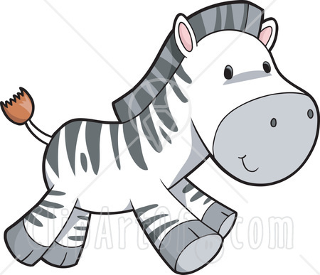 Zebra clipart adorable Zebras Suggestions for Related
