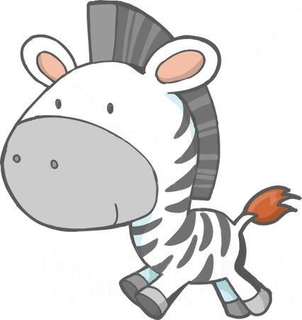 Zebra clipart cute Zebra Clipart Baby #images Clipart