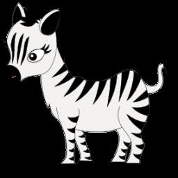 Zebra clipart cute Clipart clipart Zebra zebra image