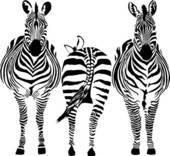 Zebra clipart family Free Clipart Panda Clipart Clip