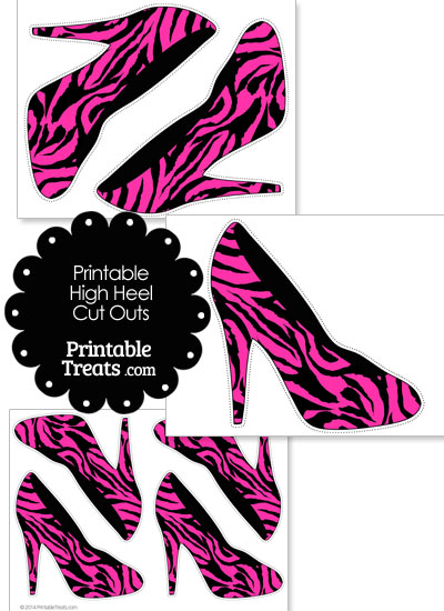 Zebra clipart high heel And High Outs Hot