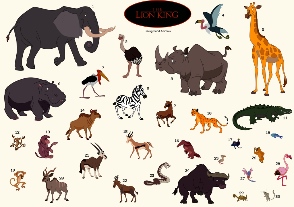 Zebra clipart lion king Lion DeviantArt by King DawnblueDragon