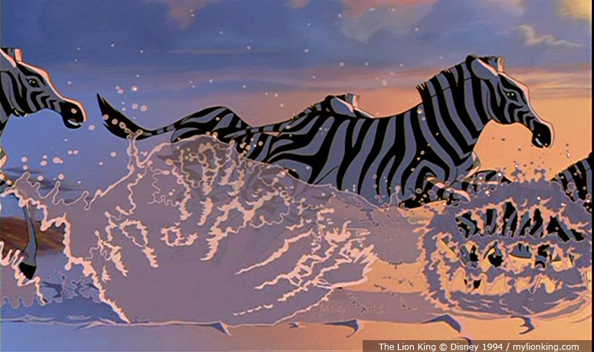 Zebra clipart lion king Lion Zebra Lion Zebra King