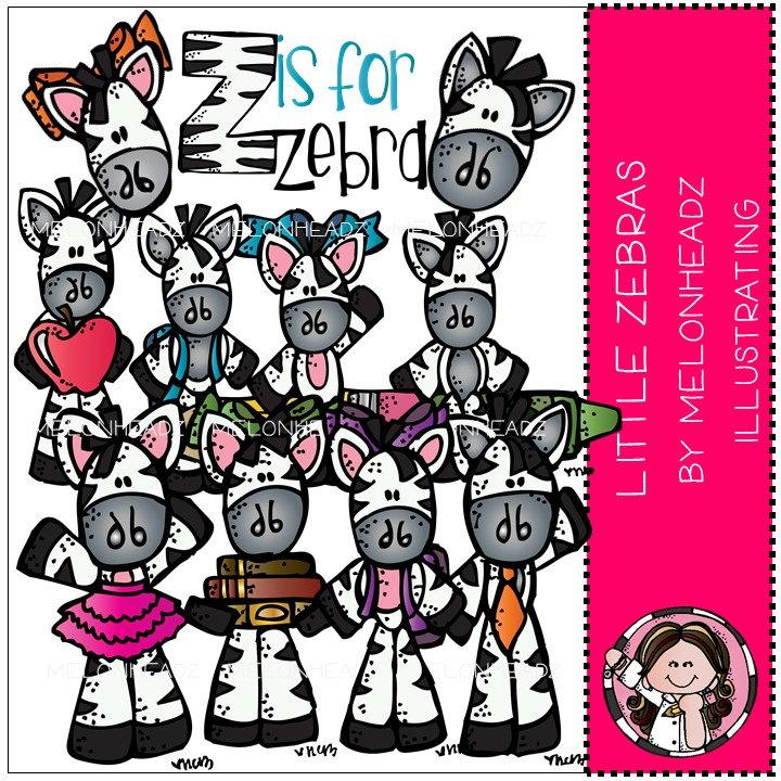 Zebra clipart melonheadz #14