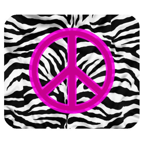 Zebra clipart peace sign Oh Peace sign zebra and