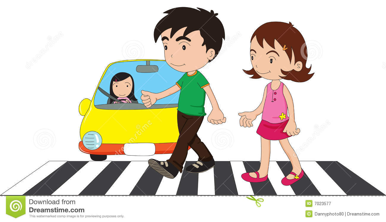 Zebra clipart road Crossing clipart clipart road road