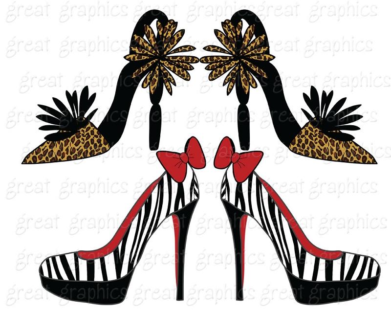 Zebra clipart shoe Art Clipart Shoes Shoes Images