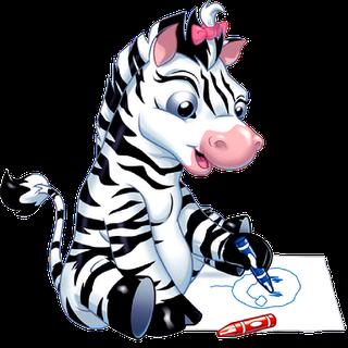 Zebra clipart silly Cartoon Art pictures http://zebra clipartonline