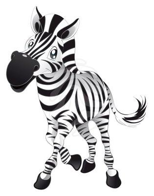 Zebra clipart two Free zebra clip Images art