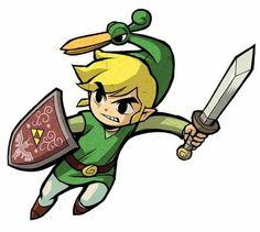 Zelda clipart link to past & Guru Characters  The