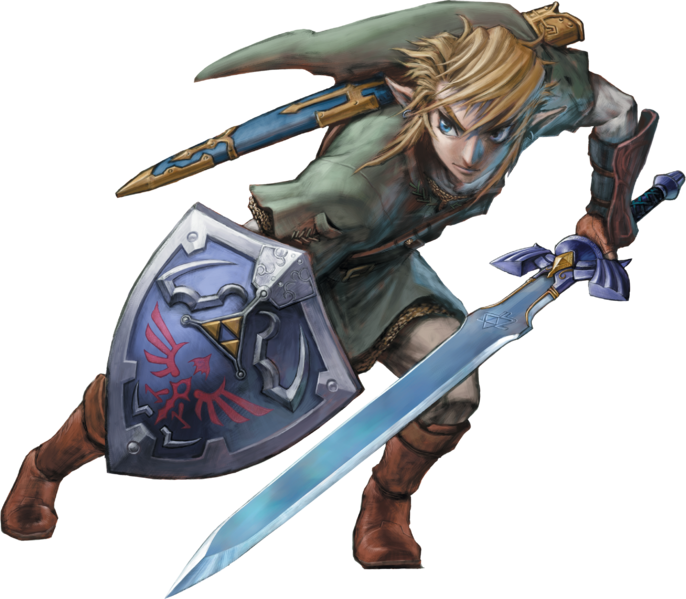 Zelda clipart link to past Character favorite favorite) (and least