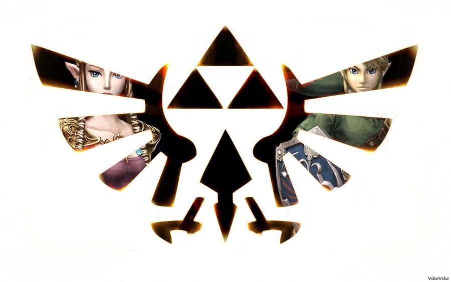 Zelda clipart logo #2