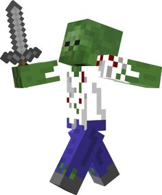 Zelda clipart minecraft On more this and (Minecraft)