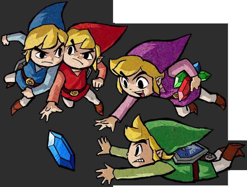 Zelda clipart original link legend Legend Look At CodePen