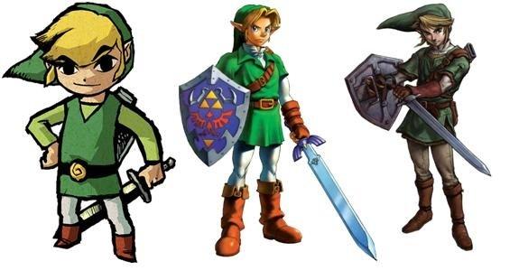 Zelda clipart original link legend Live live clipart of Legend
