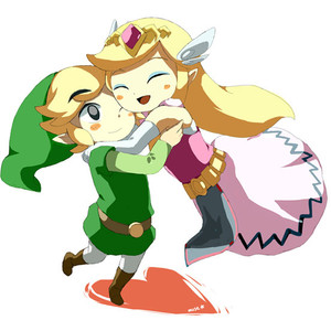 Zelda clipart princess zelda Zelda link Polyvore zelda zelda
