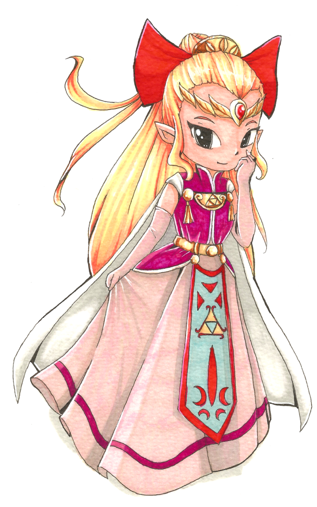 Zelda clipart princess zelda Zelda Princess Twilight Sandwich by