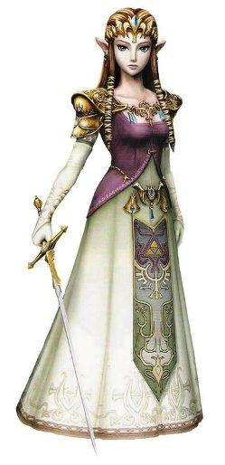 Zelda clipart princess zelda Zelda Black Art  GLIG