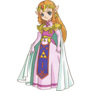 Zelda clipart princess zelda Zelda Princess Polyvore Oracle Ages