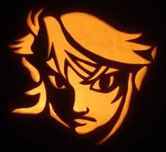 Zelda clipart pumpkin stencil And this Pantheon Pin (The