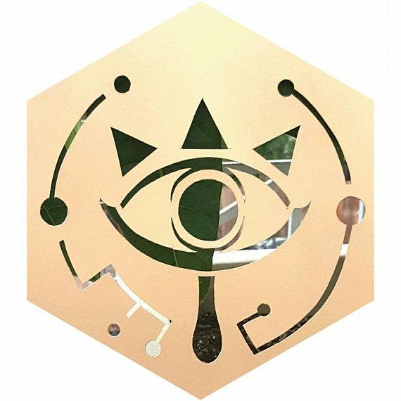 Zelda clipart stencil #3