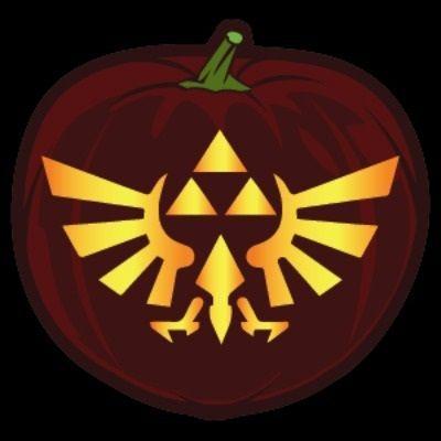 Zelda clipart stencil #7