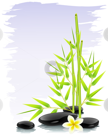 Zen clipart Zen clipart background bamboo stock