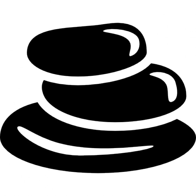 Zen clipart black and white Icon Zen Download Free stack