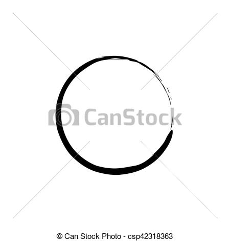Zen clipart black and white On  Black White Clip