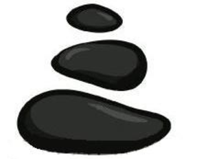 Zen clipart black and white Images Zen art Free Zen