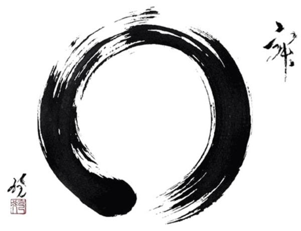 Zen clipart black and white Zen Download com as: image