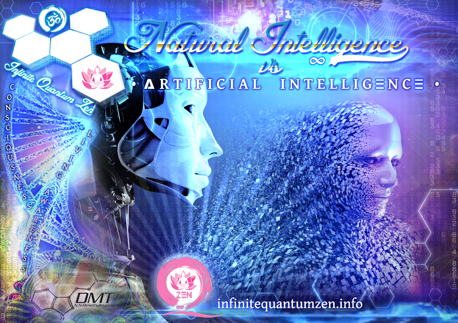 Zen clipart existential intelligence Technology Part in All Infinite
