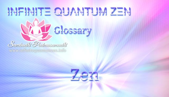 Zen clipart existential intelligence Articles Living more: Zen Infinite