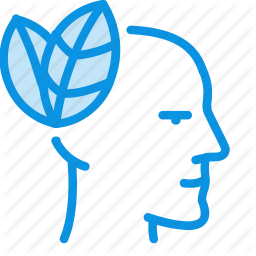 Calm clipart concentration Icon icon peace mind mind