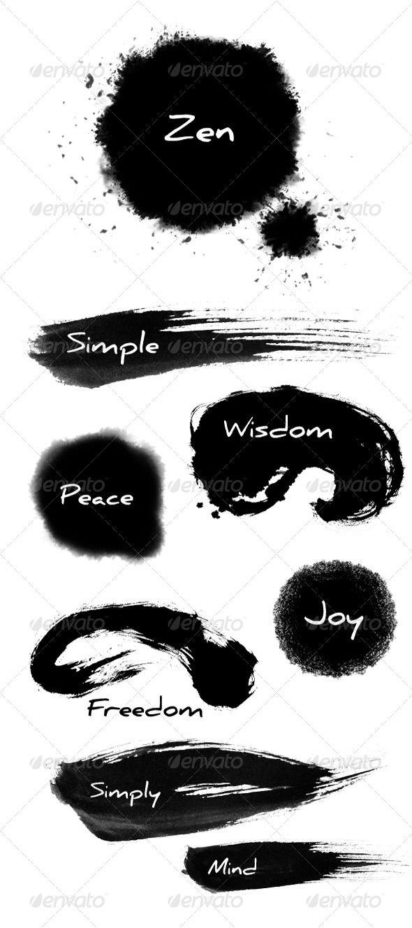 Zen clipart taichi On Zen Website Ink Tai