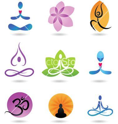 Zen clipart yoga Logos on Zen yoga and