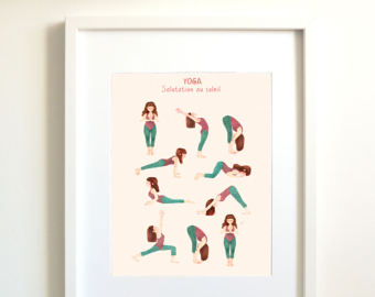 Zen clipart yoga poses #7